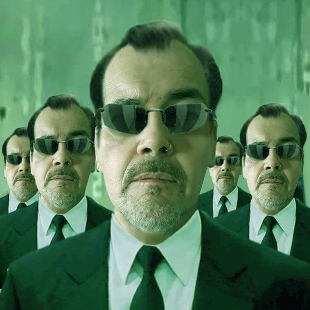 Endorphine SYL20 DonG Agent Smith Matrix